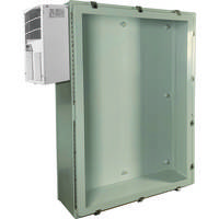 New EnviroArmour Fiberglass Enclosure Available with Climate Control