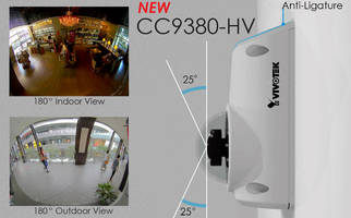 New Day/Night Surveillance Camera Available in 5 MP with H.265 Compression