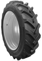 Latest Tires Allow for Minimal Soil Compaction