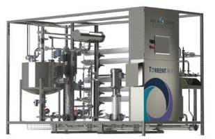 New Ambient WFI/PW System with Oversized 15-inch HMI Screen