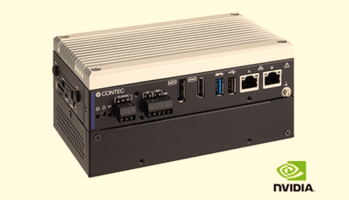 New Industrial Edge AI DX-U1100 Series with L-shaped Mounting Bracket