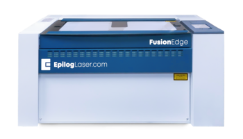 New Fusion Edge Laser Machine Includes IRIS Camera System