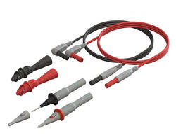 New Digital Multimeter Accessory Kit is CE listed and RoHS 2 Compliant