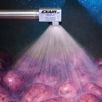 Latest Liquid Atomizing Spray Nozzle Comes with Vaneless and Tangential Flow Design