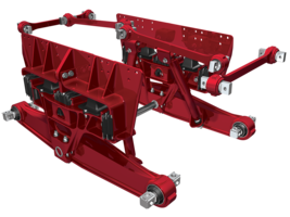 New ULTIMAAX Suspension Offers GVW Rating More Than 52 K