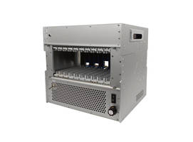 New 10-slot 3U Development Chassis Features Removable Sidewalls