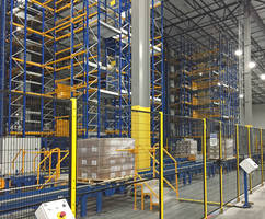 New StorFast ASRS System Provides 24/7-access to Products in The Warehouse