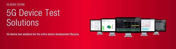 Keysight's 5G Device Acceptance Test Solutions Advance Location-based Services