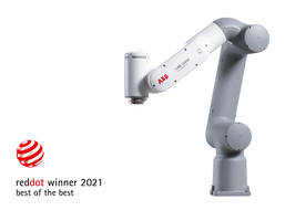 ABB's New Cobot GoFa™ Wins Prestigious Best of The Best Red Dot Award
