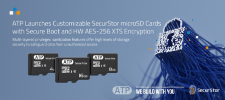 New SecurStor microSD Cards Support ARM Raspbian Linux