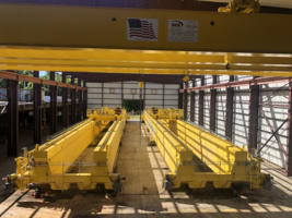 Ace Cranes for Cape Canaveral Project