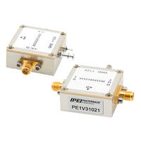 New Voltage Controlled Oscillators Feature Frequency Bands Ranging from 230 to 5420 MHz