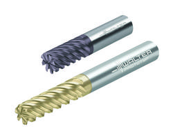 New Solid Carbide Cutters Feature Protective Chamfer