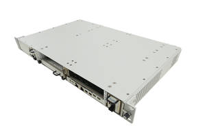 New VPX Rackmount Chassis Provides Dual 10 GbE to The Front Panel