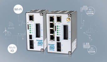 New Ixxat Smart Grid Gateways for Retrofitting Plants and Digitalization of Substations