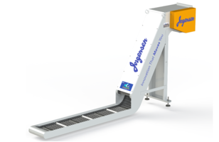 New MunchMan Conveyor for High-speed Turning and Milling Operations