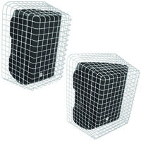 New Speaker Guards Constructed with Corrosion Resistant Polyester Coating