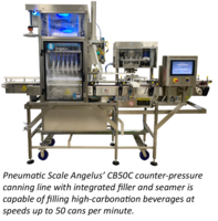 New Canning System with Isobarometric Counter-pressure Technology