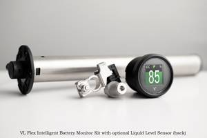 New VL Flex Battery Monitor Kit Available in Lengths from 5.9 to 55 in.