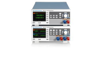 New Power Supply Provides Single and Dual Outputs with up to 35 V / 6 A per Output