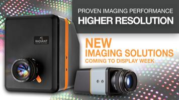 New High-Resolution Imaging Solutions Offer Fast Measurement Speed