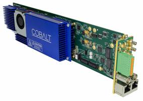 New Encoders and Decoders Provide Professional-grade Support for Compressed Audio and Video