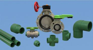 New PP-RCT Piping System for Plumbing and HVAC Applications
