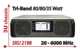 New RF Amplifier with Built in Peak Detectors