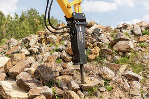 New Hydraulic Breakers Eliminate Hydraulic Pump Cavitation
