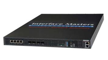 Interface Masters Selects Marvell® OCTEON TX2® ARM64 Processor Technology for Tahoe 8830 Networking Appliance