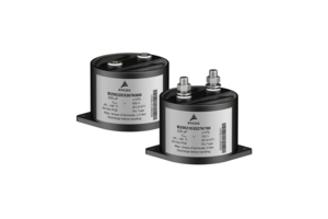 New EPCOS Power Capacitors with Low ESL of 13 nH