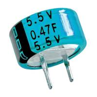 New EDC Series Supercapacitors Offer Capacitance Values from 0.047 to 1.5 Farad