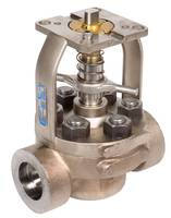 New Camseal Ball Valves Features Zero Body, Seat and Stem Leakage