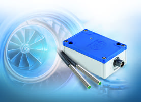 New Sensors Measure Rotational Speeds of Conductive and Non-Conductive Materials