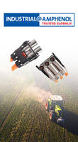 New G2 Heavy-Duty Power Connectors Feature 60A to 500A Operating Current