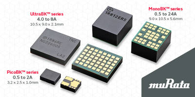 New Non-isolated DC/DC Converter Lines Provide High Efficiency and Low EMI