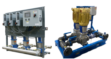 New BroncBoost Booster Pump Stations with Flows Ranging from 1 to 750 GPM