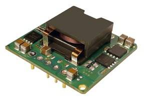 New Non-Isolated DC-DC Converter Optimized for 24V Input With Range of 9 to 36Vdc