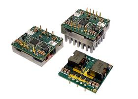 New i7A Series Converters Feature Positive Remote Sense and Thermal Protection