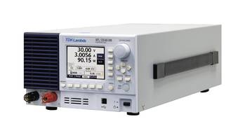 Multi-functional Programmable DC Electronic Load Offers Fast Response and Linear Turn-on with Multiple Operating/Load Modes in 300W and 1kW Power Ratings