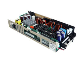 Convection Cooled 600W Programmable Power Supplies are Certified to Medical and Industrial Standards