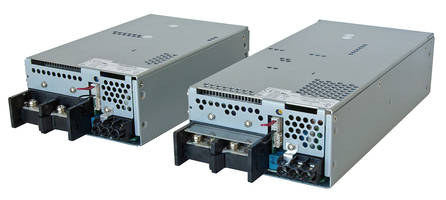 1000W and 1500W Power Supplies have Optional 5V Standby Outputs