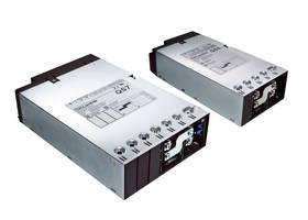 Single Output 600 to 1200W Power Supplies Have Full MoPPs Isolation, Low Acoustic Noise and PMBus™ Communication