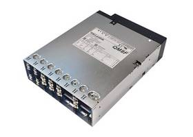 1200 to 1500W Modular Power Supplies Have Full MoPPs Isolation, Low Acoustic Noise and up to 18 Outputs