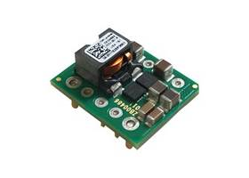 Wide Range Output, 1/32nd Footprint Converters Operate from a 9 to 53Vdc Input
