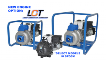 New AMT Pumps with LCT Engines