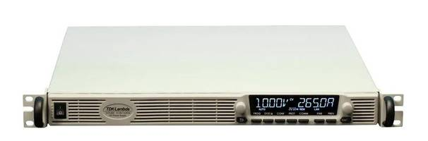 Advanced 1U Full-Rack AC/DC Programmable Power Supply Series Continues to Grow with The Addition of a 3.4kW Platform
