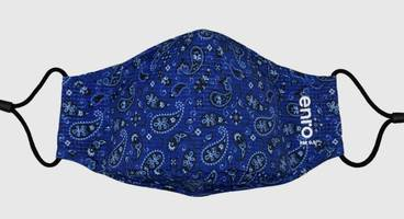 Enro Cloth Facemasks Picked Top for Comfort, Safety and Breathability