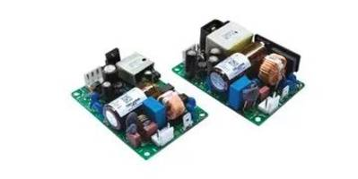 """30W and 60W Medical/ITE 2x3"""" Class I and II Power Supplies Meet Curve B Radiated and Conducted Emissions"""
