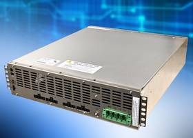 New TPF45000-385 Power Supply with PMBus and USB Interfaces